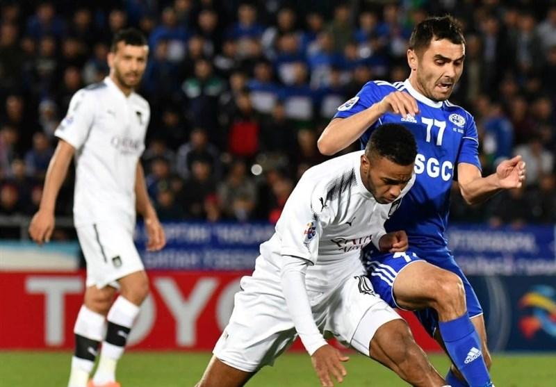 لیگ قهرمانان آسیا|السد با پیروزی قاطع مقابل نسف، صدر جدول را از پرسپولیس گرفت