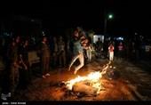 سمنان|کاهش 50 درصدی آمار حوادث آتشسوزی در چهارشنبه آخر سال