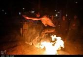 ساری|چهارشنبه آخر سال مازندران 132 مصدوم برجای گذاشت