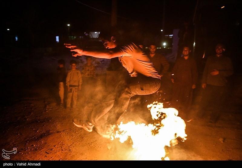 تهران  پویش مردمی «نه به چهارشنبهسوری خطرناک» در بهارستان راهاندازی شد