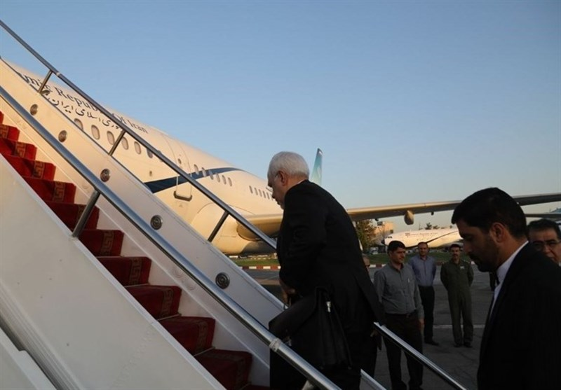 Iran's Zarif to Begin Regional Tour