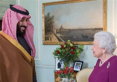 بایگانی پرونده حقوق بشر؛ استقبال گرم خاندان سلطنتی انگلیس از بن سلمان