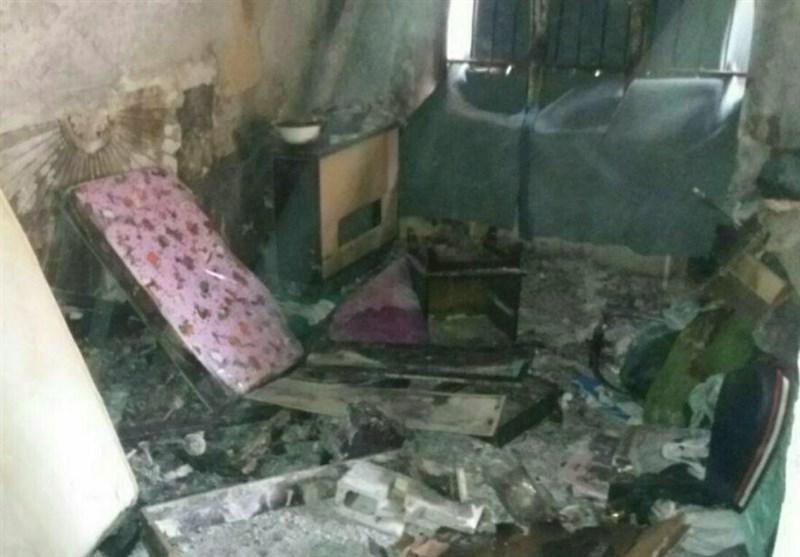 فراخوان سرپناه خانواده ای که یک ماه قبل خانه شان دچار آتش سوزی شد
