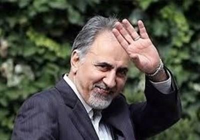 حضور شهردار مستعفی در جلسه هیئت دولت + عکس