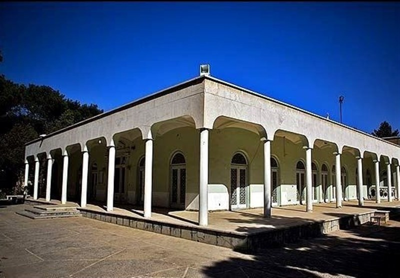 Mirror Palace in Iran's Yazd
