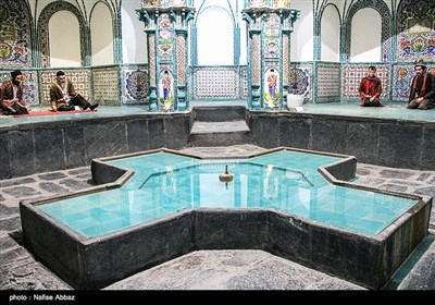 Four-Season Bathhouse, Largest in Iran
