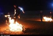 کرمانشاه| چهارشنبه آخر سال امسال بالاترین تعداد مصدومان را در 10 سال گذشته به خود اختصاص داد