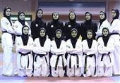 تکواندو  مشخص شدن ترکیب تیم نوجوانان دختر برای مسابقات جهانی و کسب سهمیه المپیک