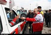بجنورد| مانور طرح امداد و نجات نوروزی برگزار شد+تصاویر