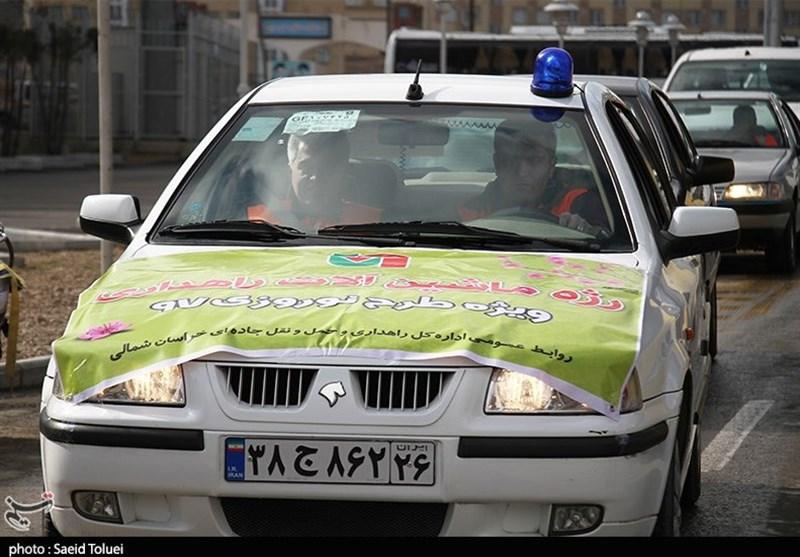 سمنان  30 هزار همیار پلیس شاهرودی در ایام تعطیلات نوروزی بهکارگیری میشوند