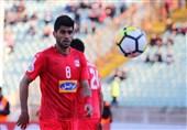 اسماعیلیفر: دوست دارم باز هم برای تراکتورسازی گل بزنم/ بازی در خانه سپاهان اصفهان نیست