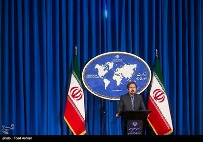 Iran Censures New US Sanctions