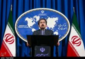 Spokesman Slams French FM's Remarks on Iran's Missile Program