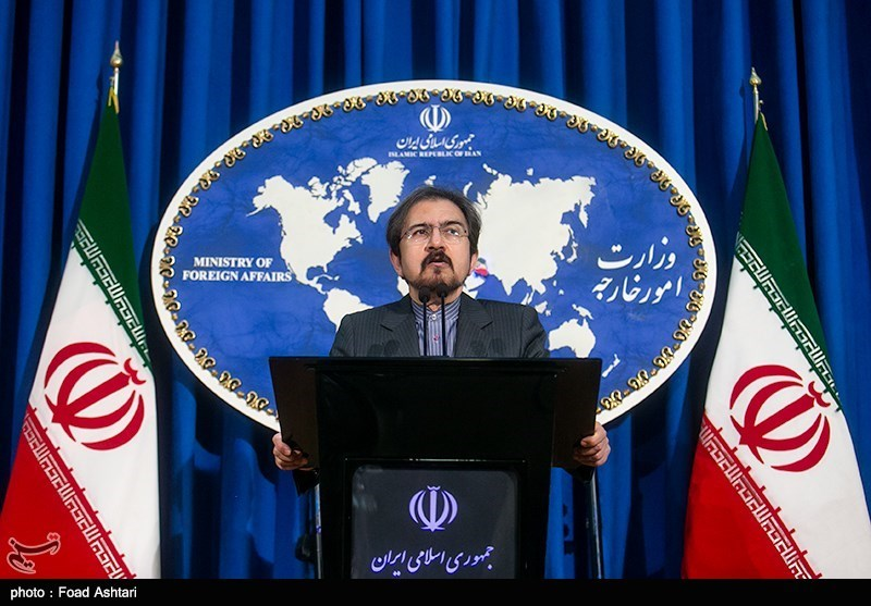 Iran to Continue Advisory Presence in Syria as Long as Damascus Wants It: Spokesman