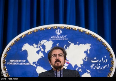 Spokesman Rejects UN Draft Resolution on Iran's Human Rights Status