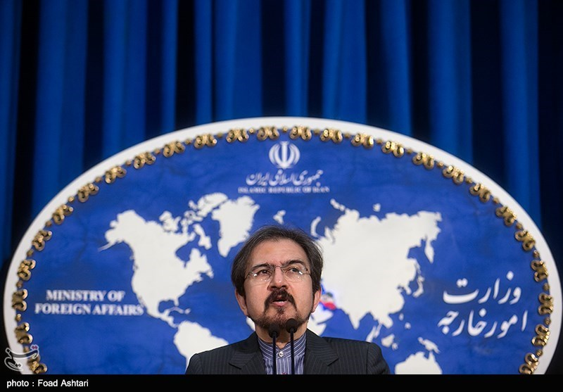 Spokesman: US Trying to Spoil Iran's Int'l Ties