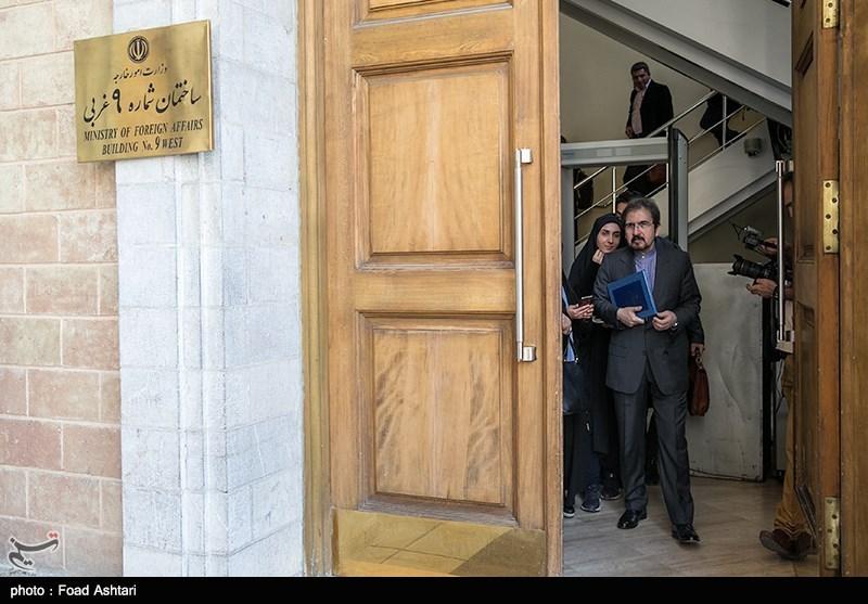 ایران سفیر تاجیکستان را احضار کرد