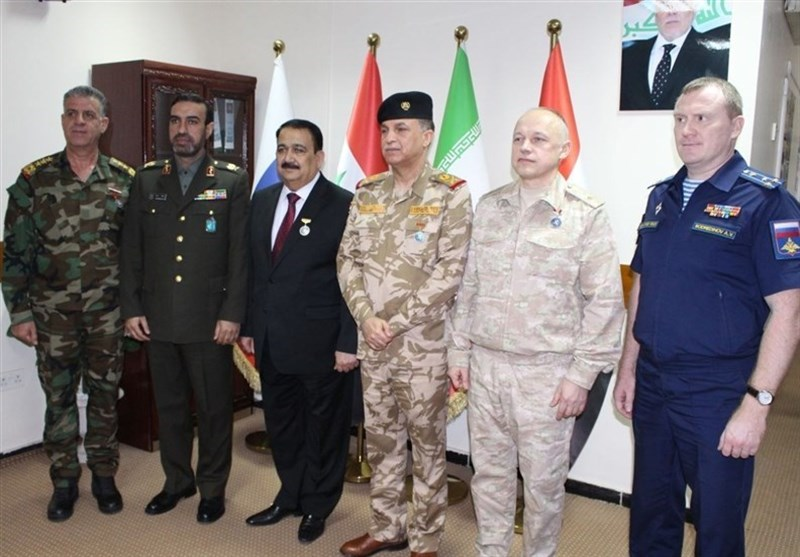 Baghdad Hosts 4-Party Security Meeting