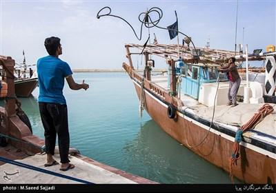 بندر رستمی بوشهر