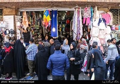 أجواء ما قبل عید النوروز