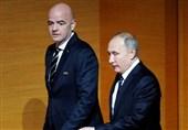 وحشت فیفا از افزایش فشار جهانی برای تحریم جام جهانی/ نخست وزیر انگلیس: با این وضعیت، چگونه میتوانیم به جام جهانی پوتین برویم