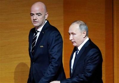 وحشت فیفا از افزایش فشار جهانی برای تحریم جام جهانی 2018 روسیه