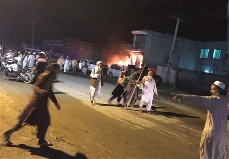 لاہور | رائے ونڈ میں پولیس چیک پوسٹ کے قریب خود کش دھماکے میں 5 اہلکاروں سمیت 9 افراد شہید