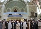 اعضای مجلس خبرگان با آرمانهای امام راحل تجدید بیعت کردند