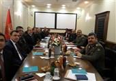 معاون وزیر دفاع با جانشین ستاد کل ترکیه در آنکارا دیدار کرد + عکس