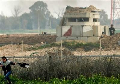 حملات خمپاره ای ارتش اسرائیل به شرق غزه