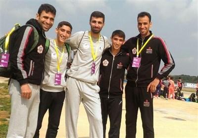 دوی صحرانوردی قهرمانی آسیا| دو برنز تیم های بزرگسالان و جوانان ایران