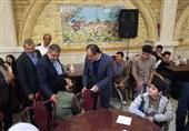 تهران| مراسم تجلیل از ورزشکاران برتر معلول شهرستان شهریار برگزار شد