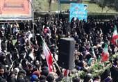 تهران| 15 شهید گمنام در 7 منطقه شهرستان شهریار تدفین شدند
