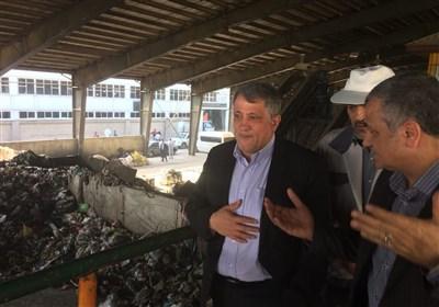 تهرانی ها روزانه 8 هزار تن زباله تولید می کنند