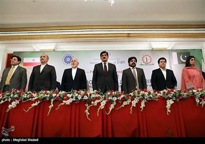 پاک ایران اقتصادی اجلاس کی تصویری جھلکیاں