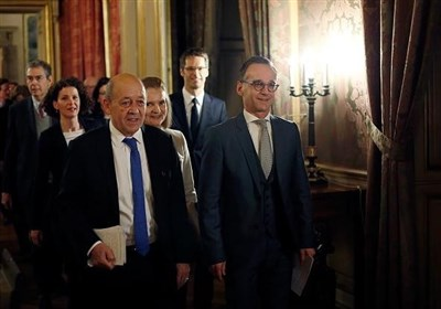 تاکید وزرای خارجه آلمان و فرانسه برای هماهنگی در مسئله برجام