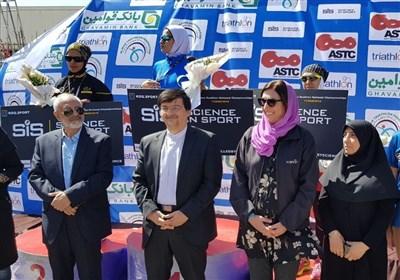 سومین مرحله لیگ دوگانه بانوان برگزار شد