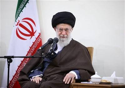 """امام خامنهای: """"مجاهدتهای همهجانبه"""" برگهای ماندگار در دفتر زندگی حجتالاسلام حسنی است"""