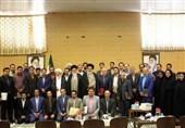 یزد| برترینهای رسانهای یزد تجلیل شدند