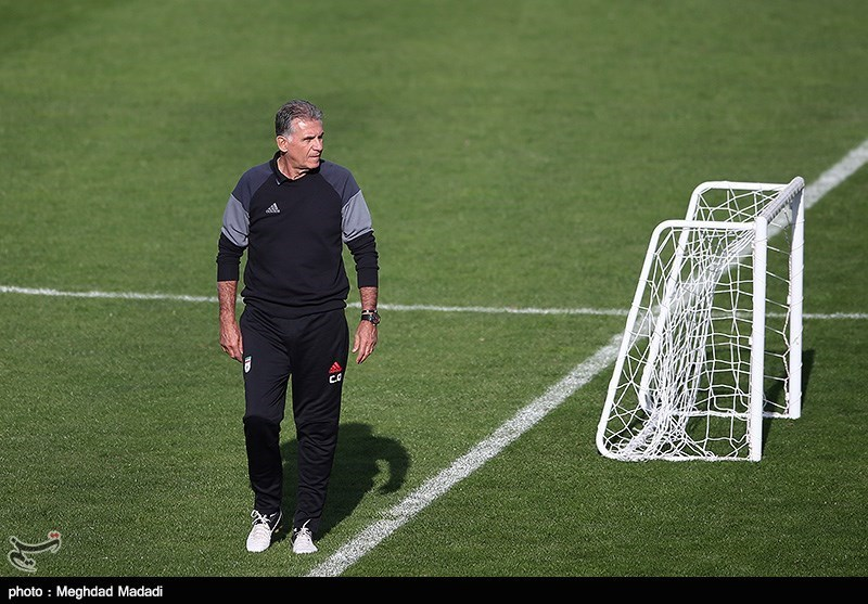 Tunisia Match A Good Opportunity for Iran's Preparation: Carlos Queiroz