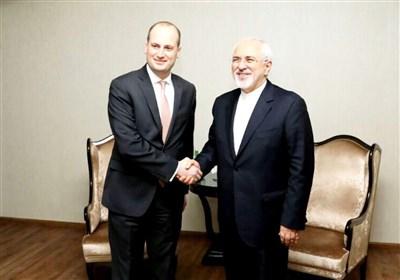خرسندی وزیر خارجه گرجستان از توسعه روابط با ایران