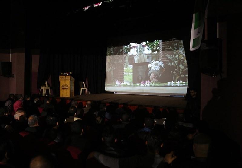 جشنواره فیلم عمار به نوار غزه رسید/تقدیر از 5 ورزشکار جنبش بایکوت اسرائیل