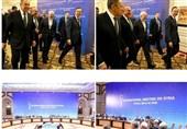انعقاد اجتماع آستانة حول سوریا