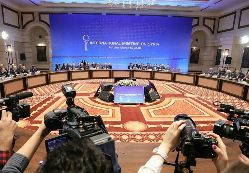 بیانیه پایانی نشست آستانه؛ تاکید بر اتحاد و تمامیت ارضی جمهوری عربی سوریه