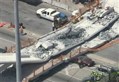 Miami Pedestrian Bridge Collapses, Killing at Least Four, Officials Say