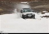 گیلان| تفریحات خودرویی در مناطق کوهستانی بهشت ایران+فیلم