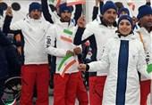پارالمپیک زمستانی 2018  صدیقه روزبه در اسنوبرد هشتم شد