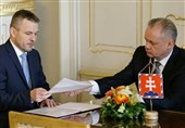 استقالة رئیس وزراء سلوفاکیا وحکومته