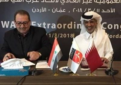 توافق نامه همکاری ورزشی قطر با سوریه؛ آیا دوحه در سیاست های ضد سوری خود تجدید نظر کرده است؟