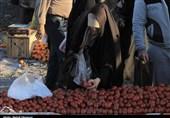 قم| آخرین بازار محلی پردیسان در سال 96 به روایت تصویر